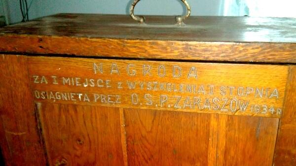 Nagroda za I miejsce z 1934 r.